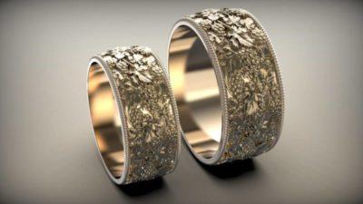 Можно ли венчаться с обручальными кольцами
