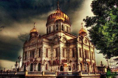 Кто был автором первого проекта храма Христа Спасителя