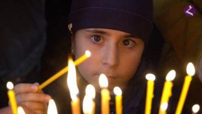 Когда в этом году Пасха у армян