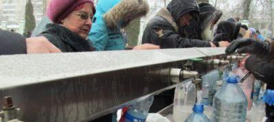 Когда можно набирать святую воду 18 января
