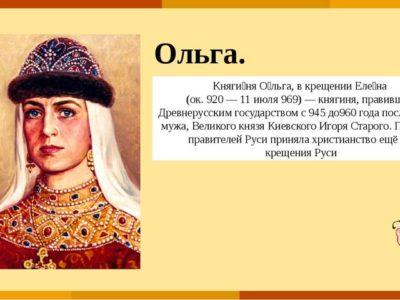 Какие имена были в Древней Руси