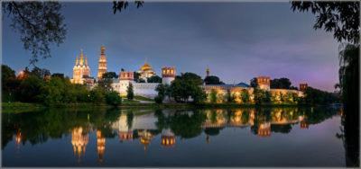 новодевичий монастырь где находится