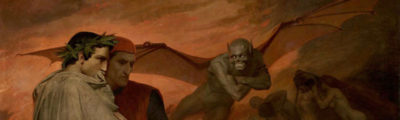 Кто был проводником Данте в аду