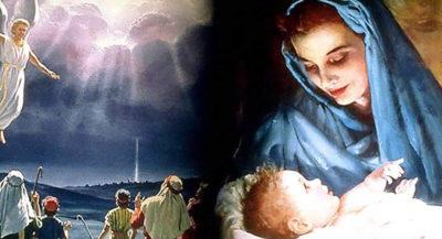 кто родил иисуса христа