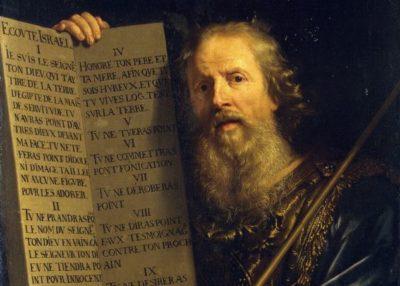 Кто первый начал писать Библию