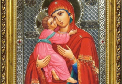 где находится икона владимирской божьей матери