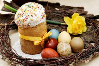 Что символизирует яйцо и кулич на Пасху