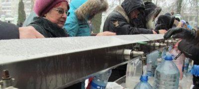 Можно ли набирать святую воду 19 января