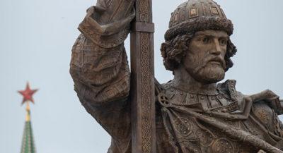 Какой веры был князь Владимир