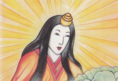 Кто такой японский бог