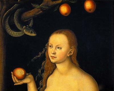 Кто первым съел яблоко Адам или Ева