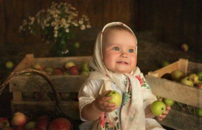 Когда в России отмечается Яблочный спас