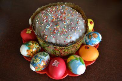 Что символизирует Пасхальный кулич и яйца