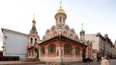 Какой собор был построен Пожарским