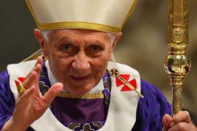 Почему Папа Римский Бенедикт XVI отрекся от престола
