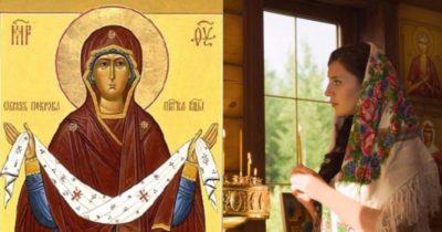 Какого числа православный праздник Покров