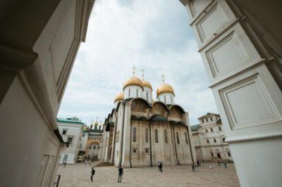 успенский собор московского кремля кто построил