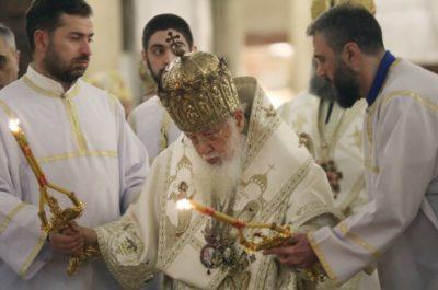 Когда греческая православная церковь празднует Рождество