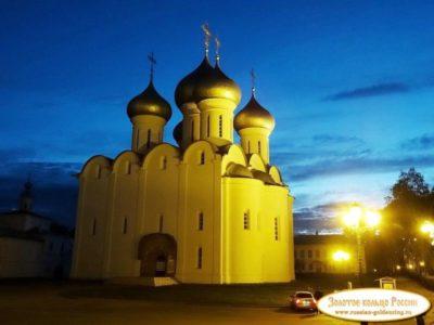 Чем известен Софийский собор