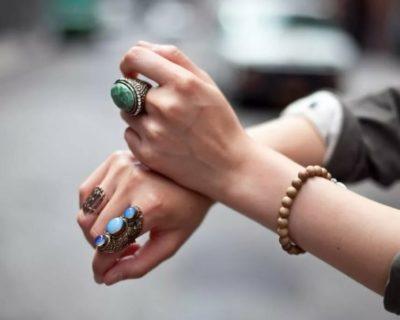 На каком пальце носить церковное кольцо