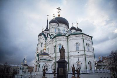 Кто построил Благовещенский собор зодчие