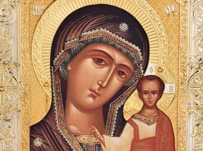 Где находится оригинал иконы Казанской Божьей Матери
