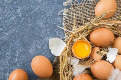 Как связаны Пасха и яйца