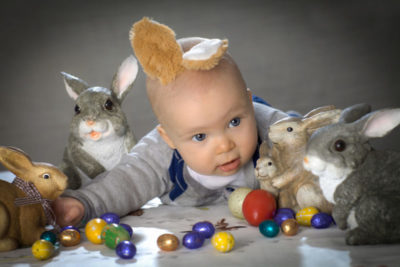 Почему у католиков Пасхальный кролик