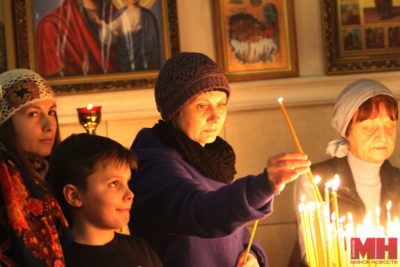 Когда наступает православное Рождество