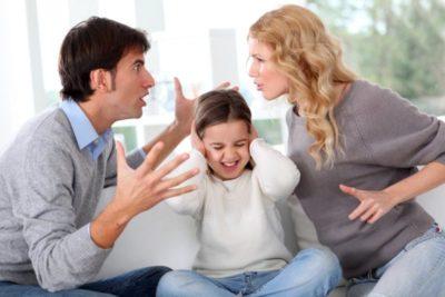 ссоры в семье что делать