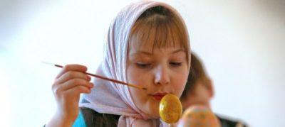 Когда появилась Пасха в России