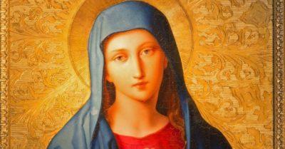 Где похоронена святая Дева Мария