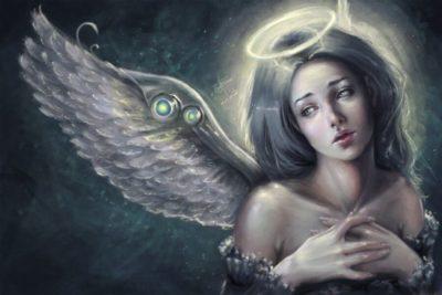 Сколько крыльев у ангелов
