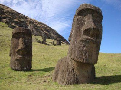 Где расположен остров Пасхи