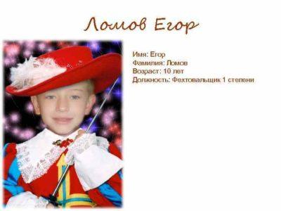 Что означает имя Егор кратко
