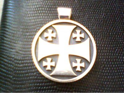 Что такое Иерусалимский крест