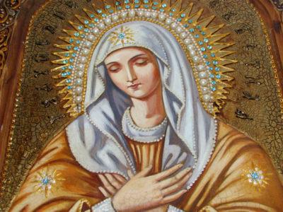 Что означает Икона Божьей Матери Умиление