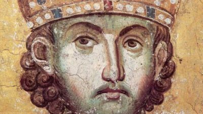 когда византия приняла христианство