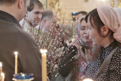 Можно ли пить вино в Вербное воскресенье