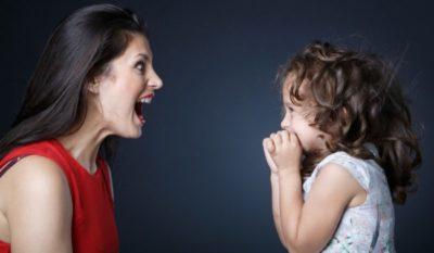 что делать если мама злая