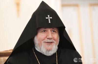 Как приняли христианство в Армении