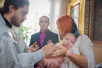 Когда наступает Крещение