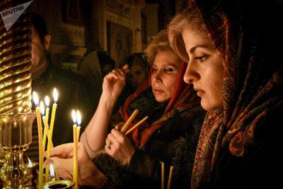 Когда у православных христиан Рождество Христово