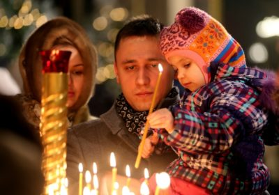 Когда Православная Церковь празднует Рождество