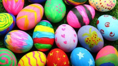 Как называются яйца на Пасху