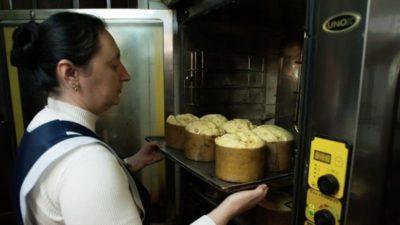 Сколько времени печется пасха в духовке