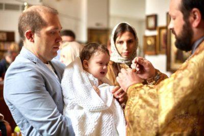Кто может быть крестным отцом