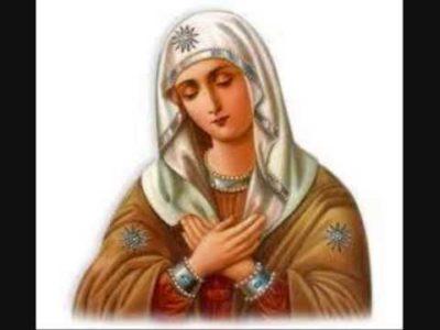 В каком городе родилась Святая Мария