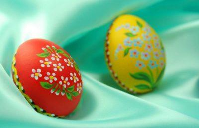 Когда день пасхальных яиц
