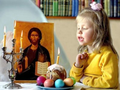 Откуда берет свое начало праздник Пасхи